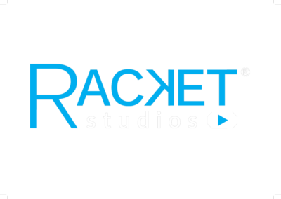 Racket®Studios-Blue&white